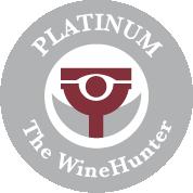 WineHunter Award Platinum 2019